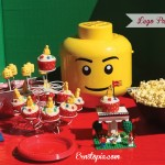 Lego Party Round-Up