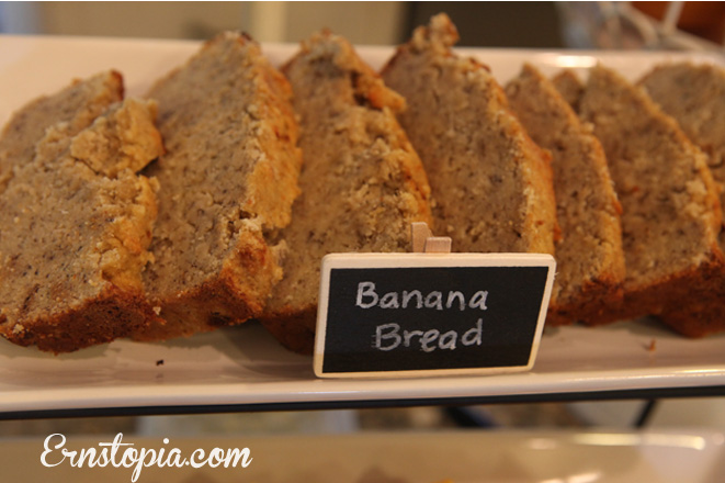 Favorite Grain Free Banana Bread