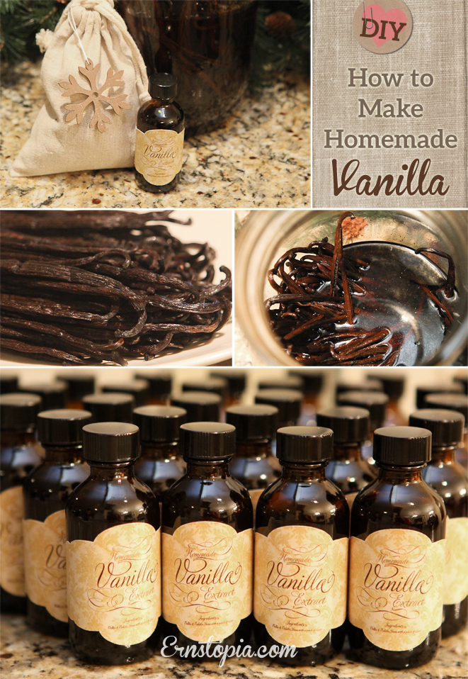 How to Make Vanilla