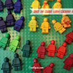 How to Make LEGO Minifig Crayons