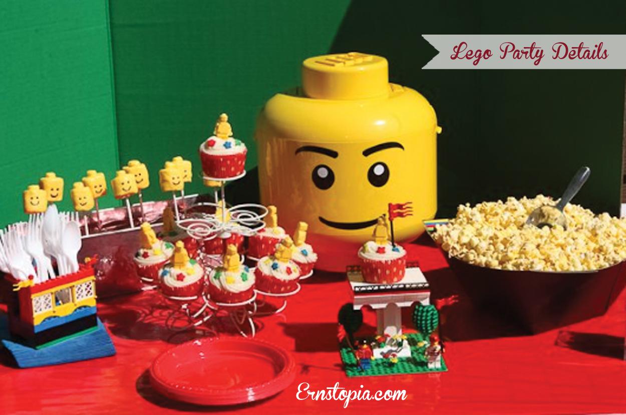 lego party details