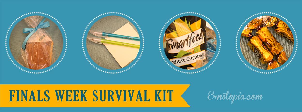 Finals Week Survival Kit