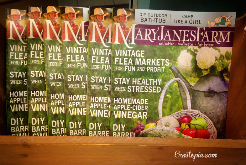 Mary Jane's Farm Magazine