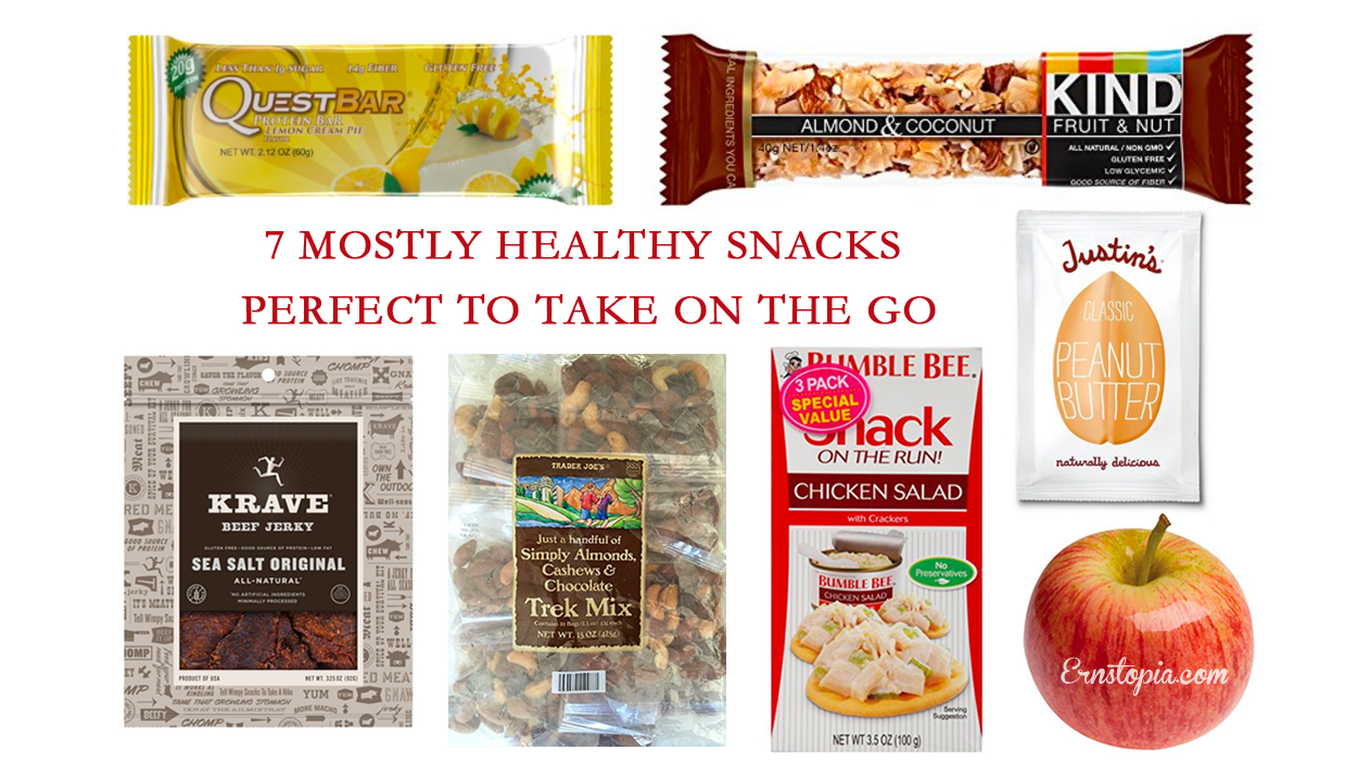 Healthy On the go Snacks