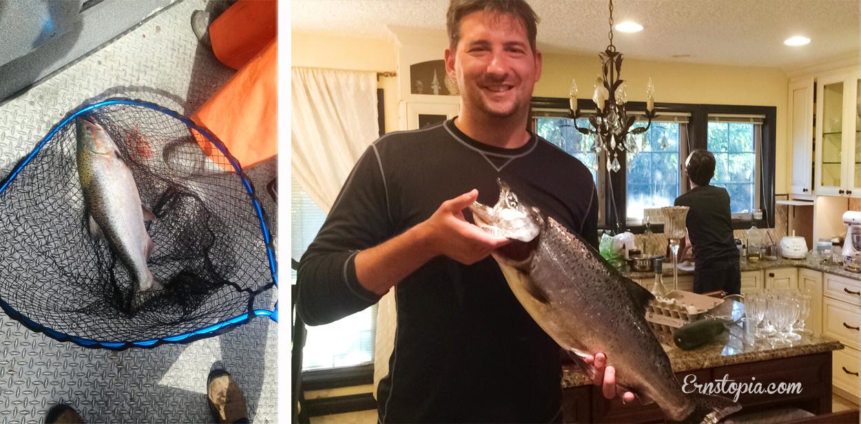 Dan's salmon