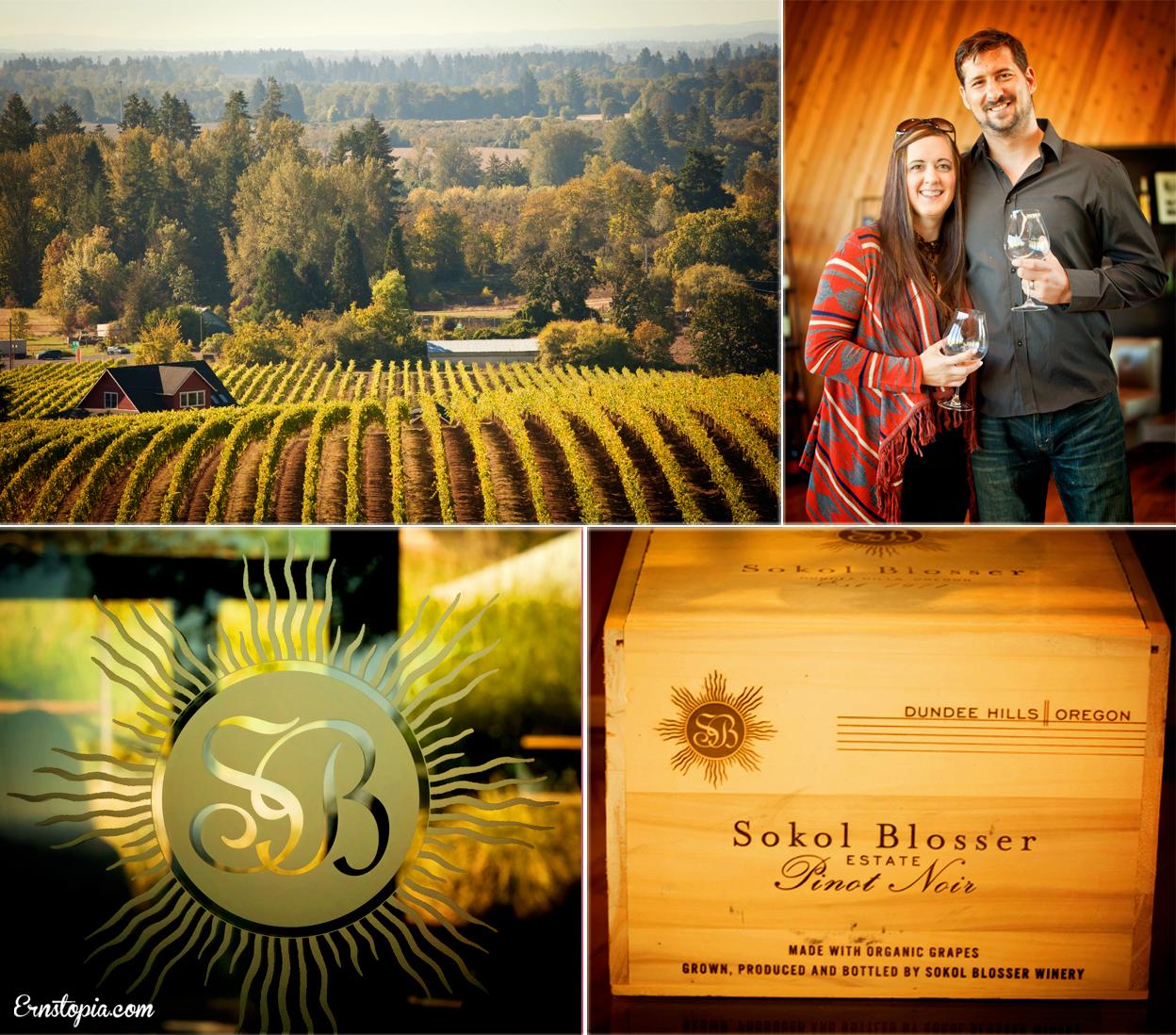 Sokol Blosser Wine Tour