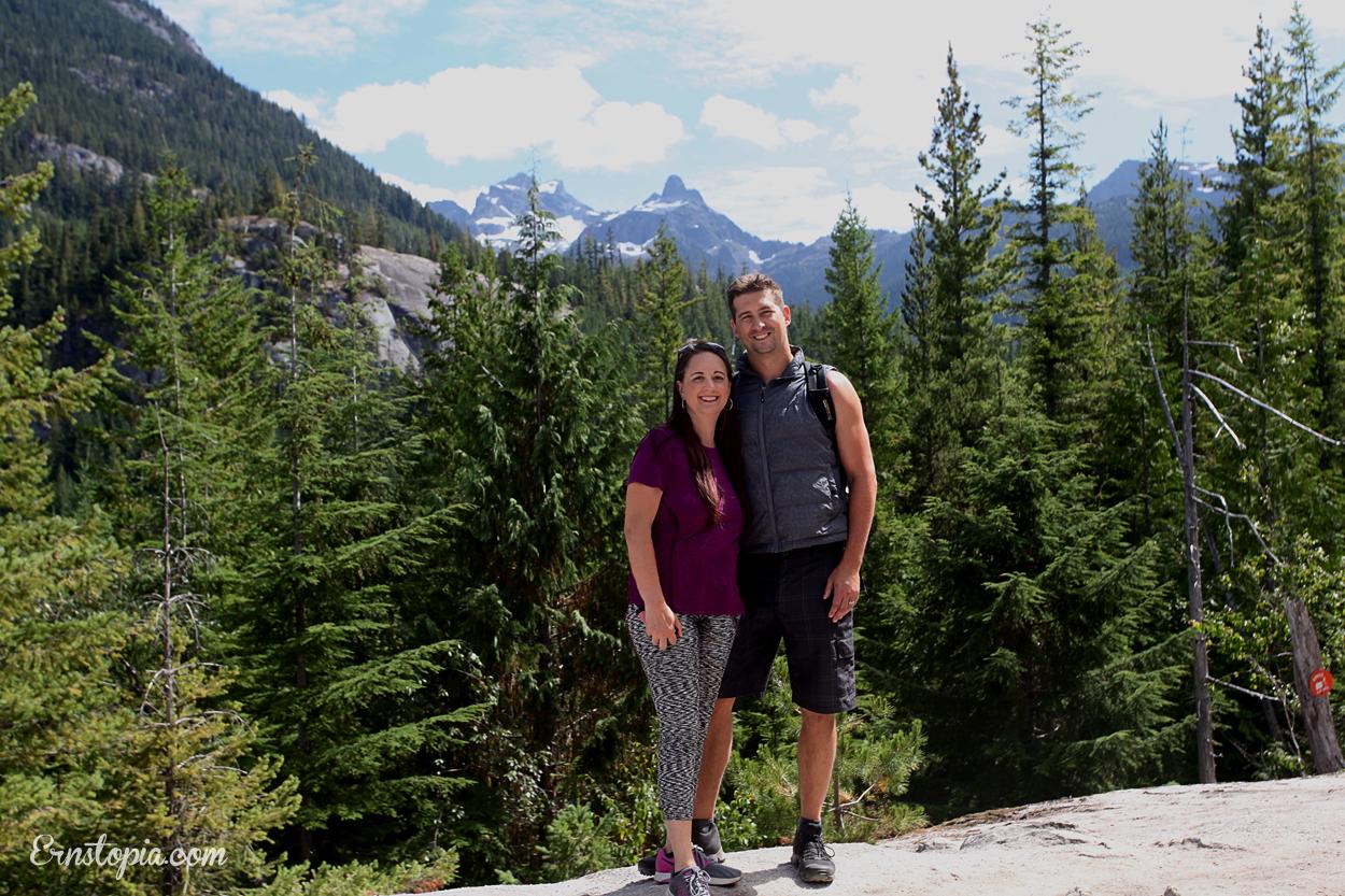 Panorama Trail in Squamish