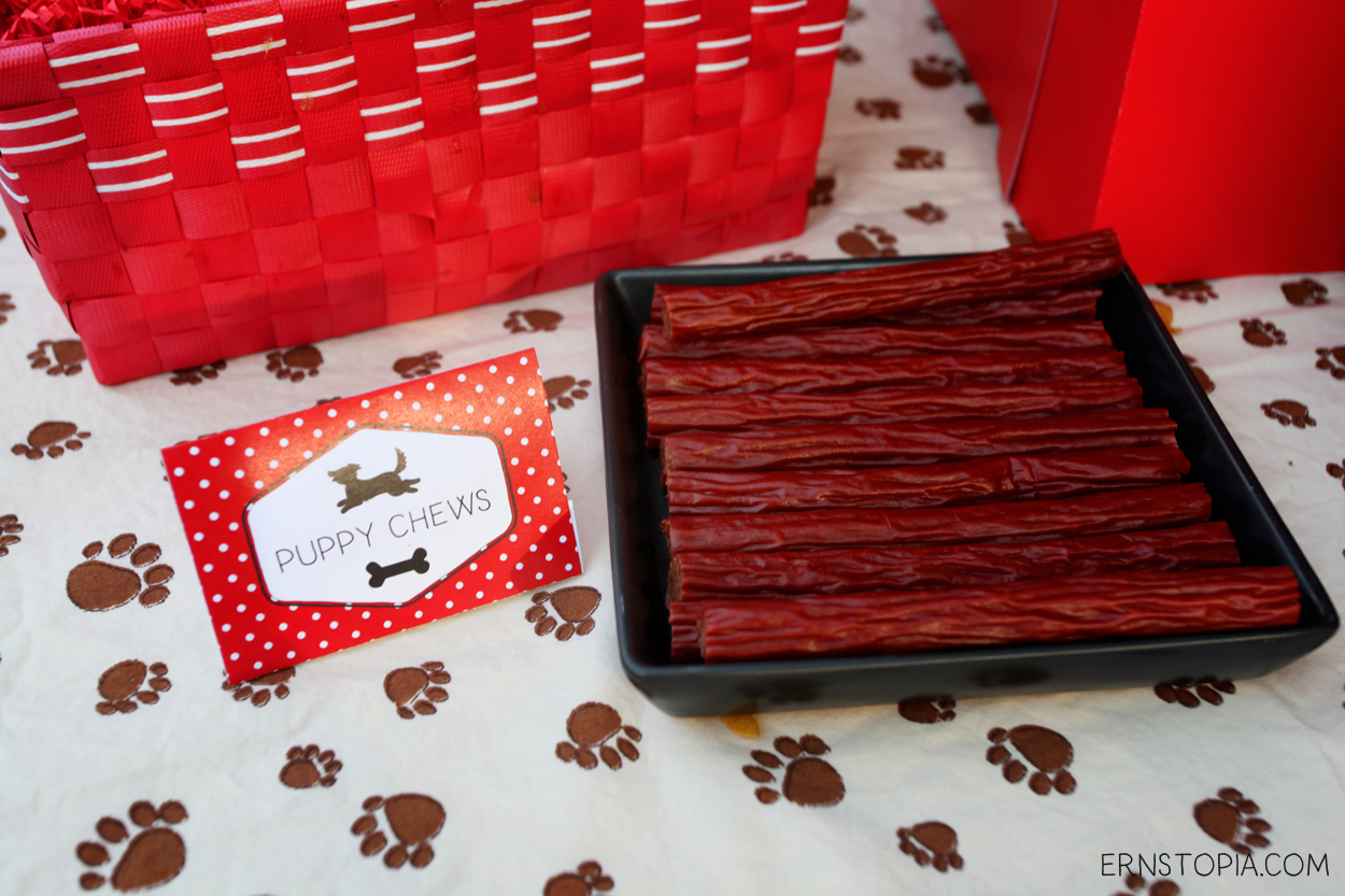 A dog themed birthday party is a fun way to celebrate boy's best friend! Here are some ideas to get you started with your dog party!