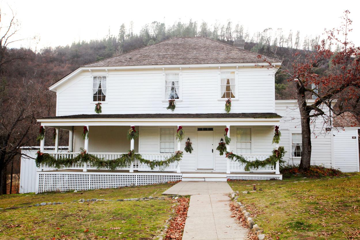 Camden House at Wiskeytown NSA